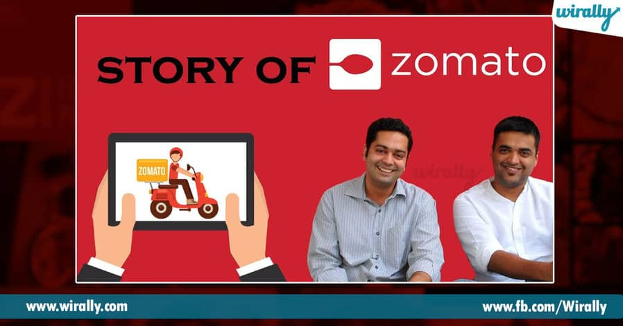 5 Check out the success story of Zomato