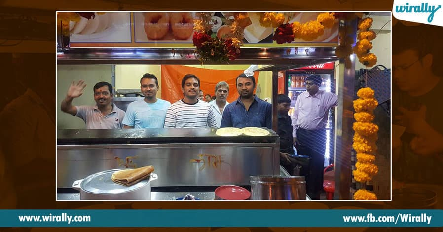 5 Journey from Ram ki Bandi to Ram's Dosa house