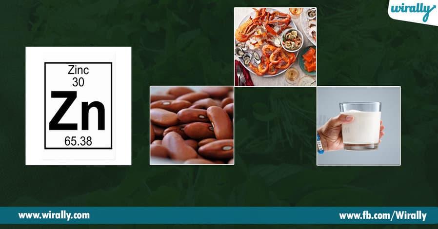 5 Minerals ekkuvaga unde food