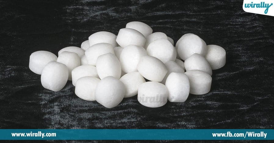 5 - Napthelene Balls