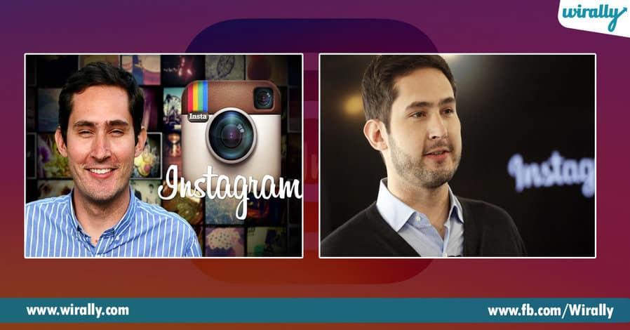 5 Story Behind Instagram