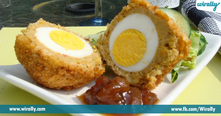 5 Things you can make with boiled eggs