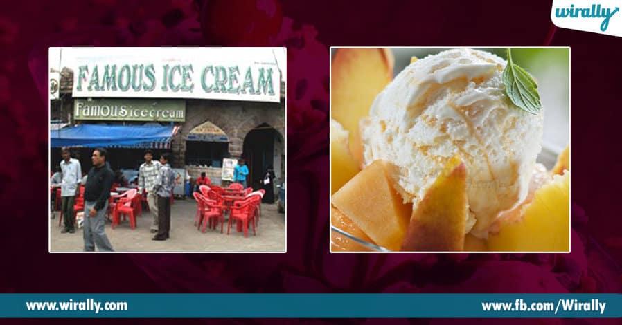 5 best icecream joints in Hyderabad