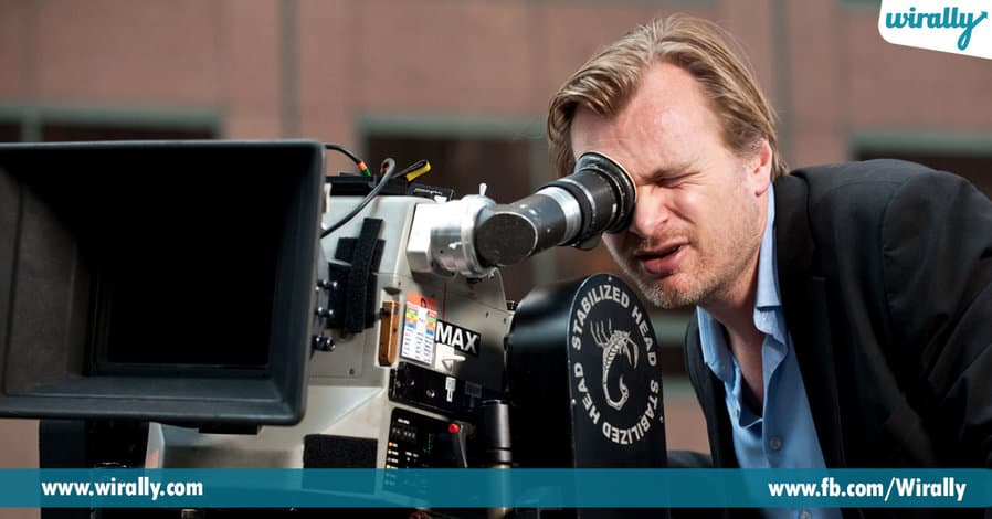 6 - Christopher Nolan