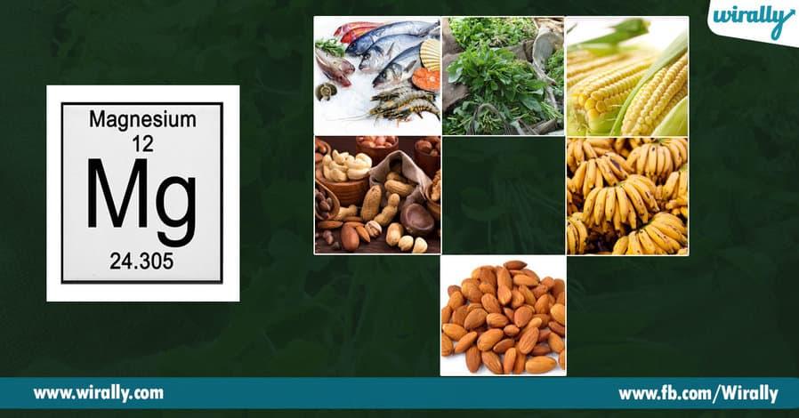6 Minerals ekkuvaga unde food