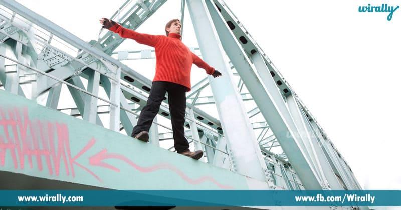 6.Go to any bridge and