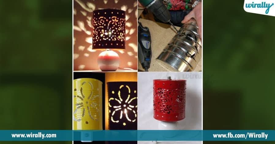 7 DIY Ideas To Reuse Tins