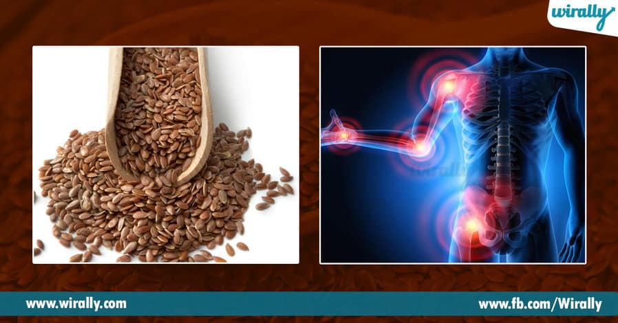 7 Health benefits of Flax seeds