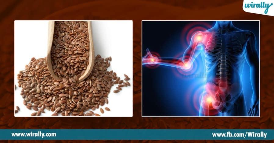 7 Health benefits of Flax seeds