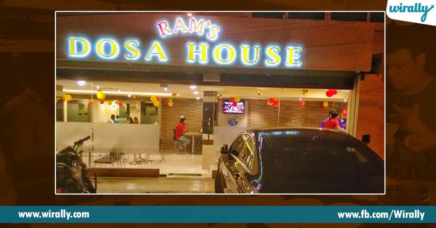 7 Journey from Ram ki Bandi to Ram's Dosa house