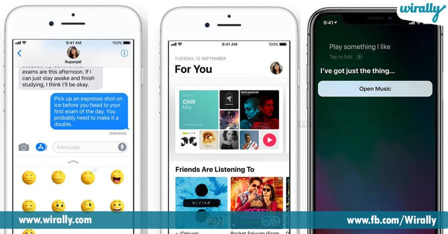 7 iOS 11A Giant step for iPhone