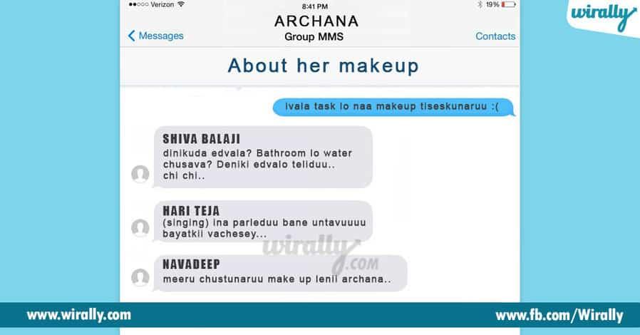 8 - Archana Make Up