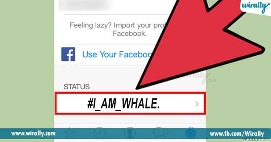8 Blue Whale Challenge