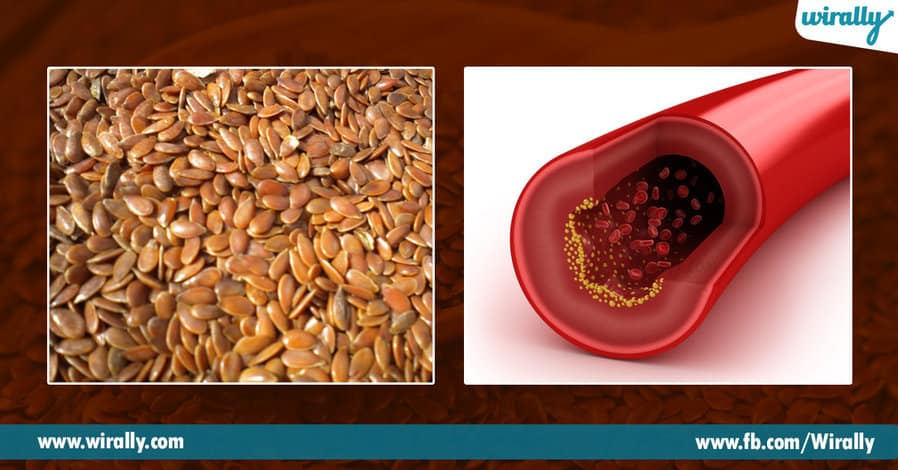 8 Health benefits of Flax seeds