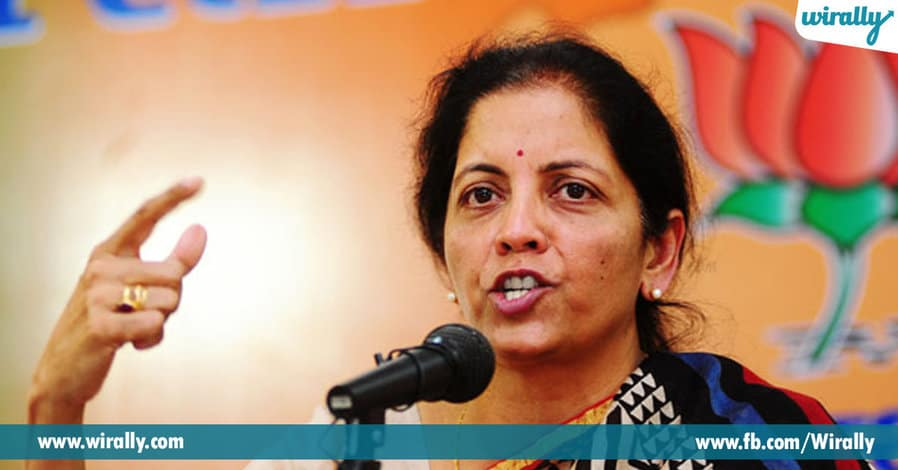 8 Meet India's New Defense Minister, Nirmala Sitharaman