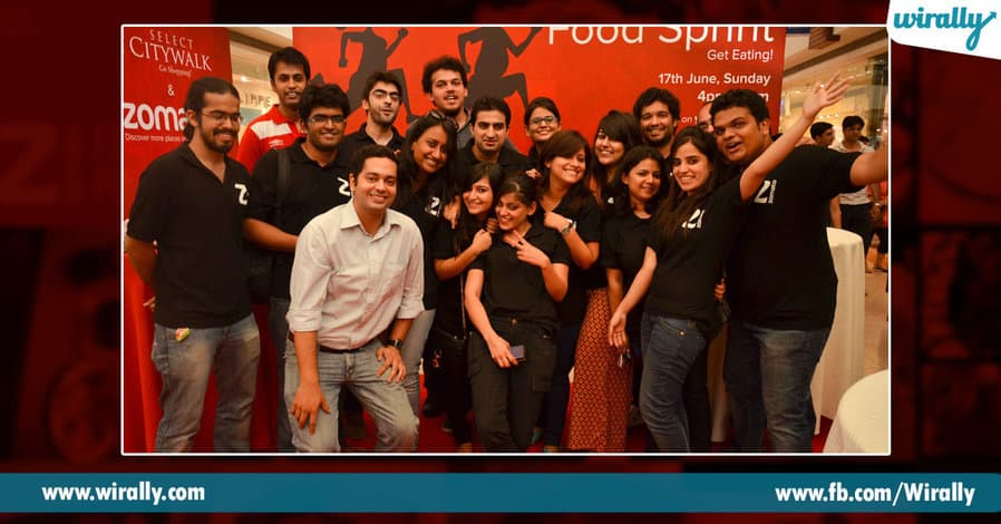 9 Check out the success story of Zomato