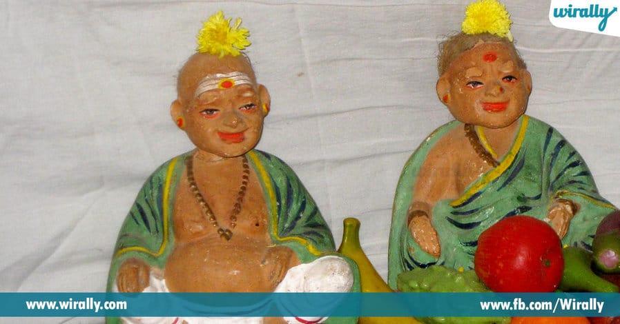 9 Theme ideas for bommala koluvu