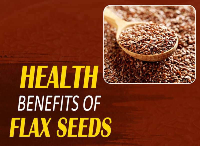 Health benefits of Flax seeds - Wirally