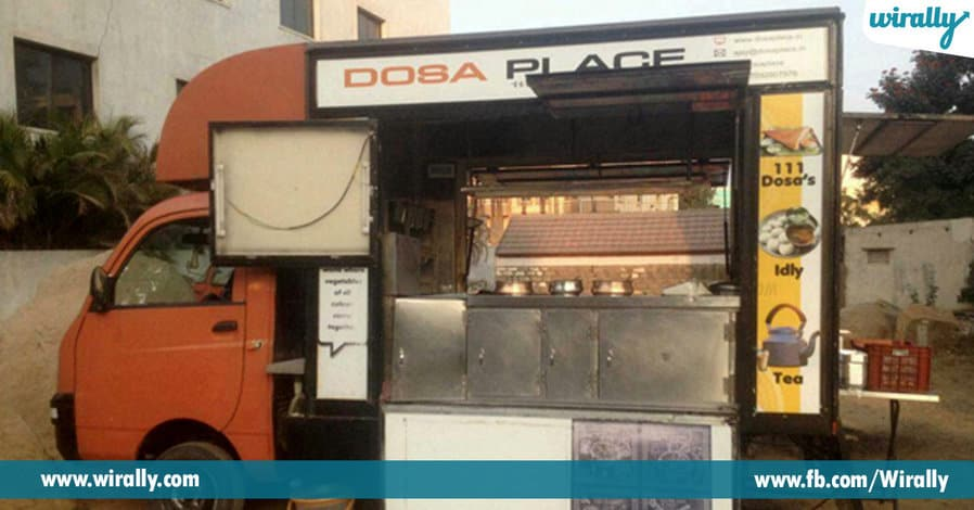 1 Amazing food trucks in the city