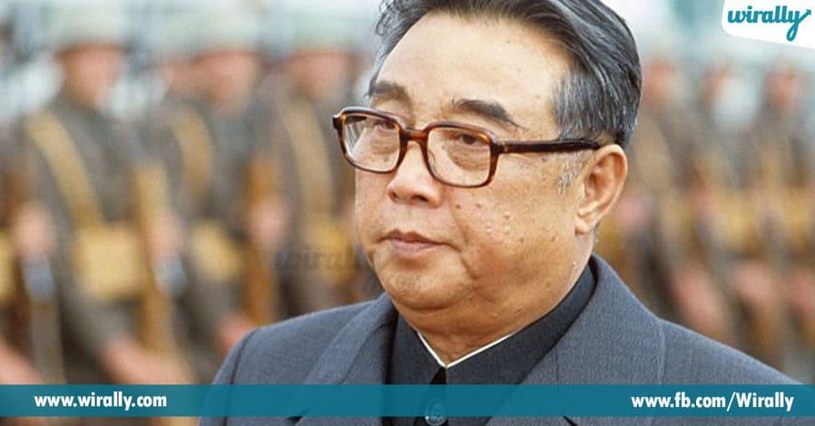 Kim-II-Sung