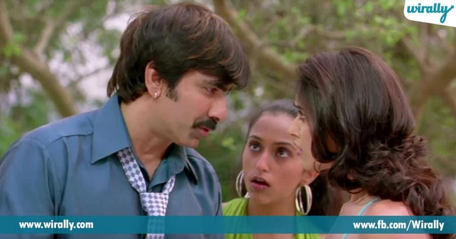 1 - Ravi Teja Kick