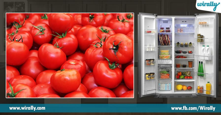1 Refrigerater lo pettakoodani food items