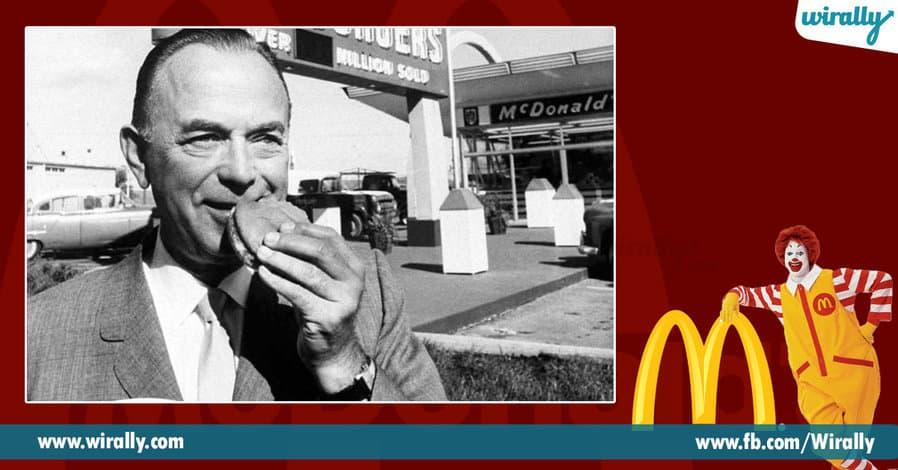 1 Story Behind McDonald