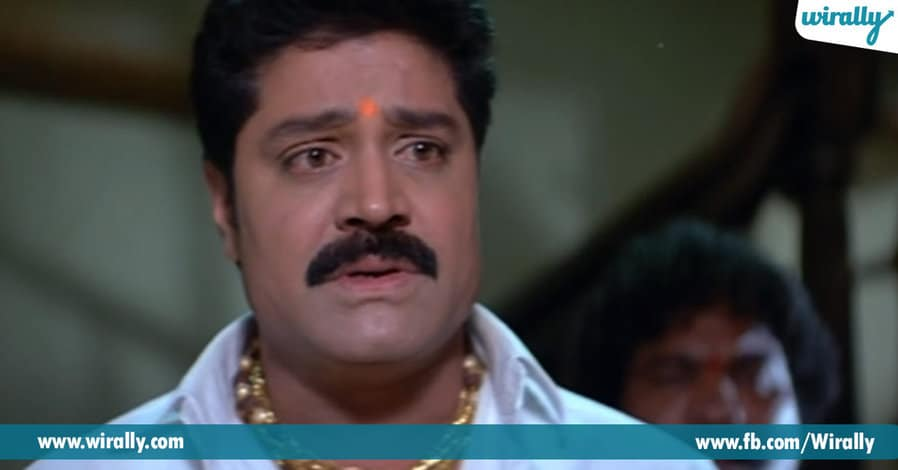 10 Villains of Tollywood