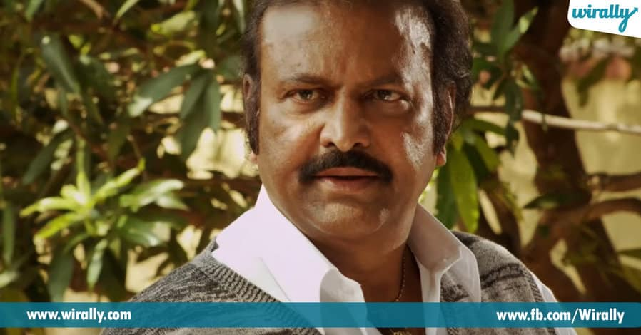 11 Villains of Tollywood