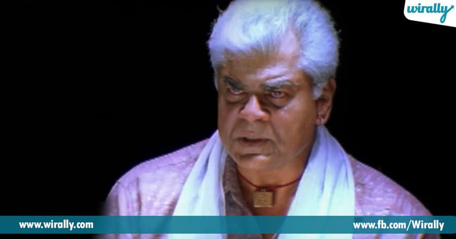 13 Villains of Tollywood