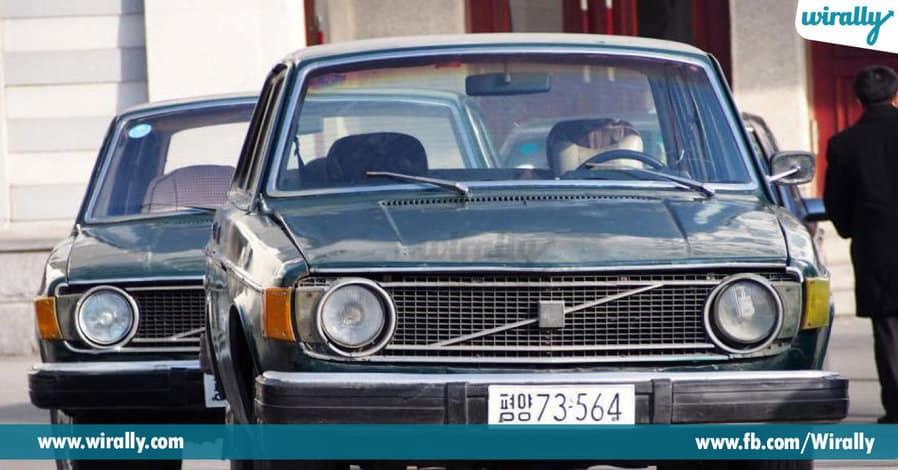 Sedan cars