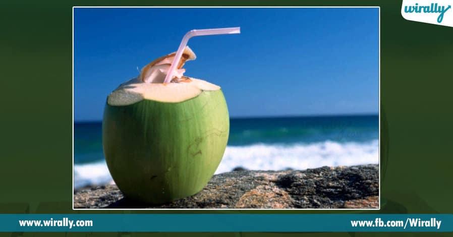 2 Eppudeppudu coconut water thagali
