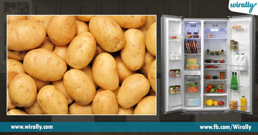 2 Refrigerater lo pettakoodani food items