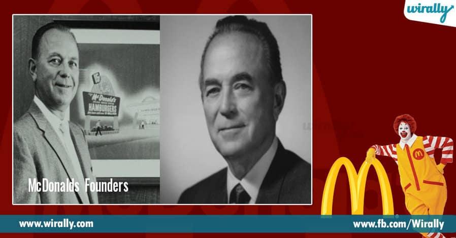 2 Story Behind McDonald
