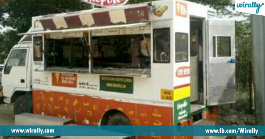 3 Amazing food trucks in the city