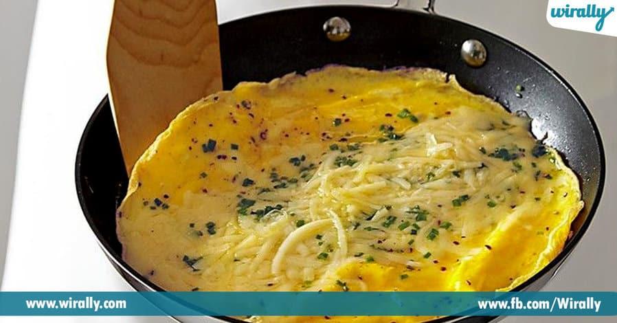 3 Perfect omelette ela cheyalantee
