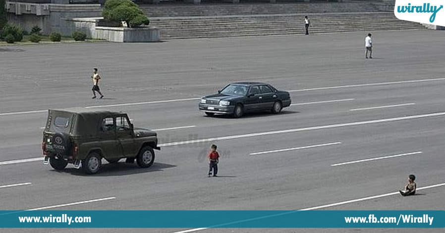 Low Traffic Roads