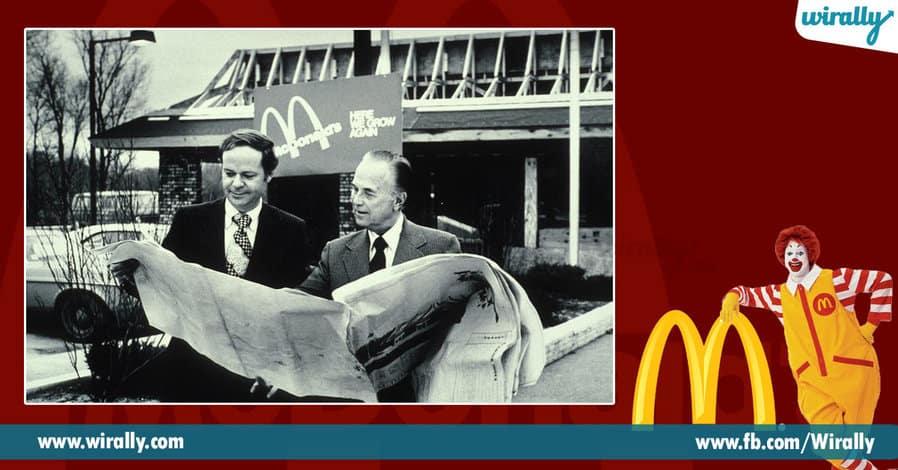 3 Story Behind McDonald