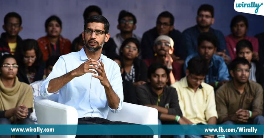 3 Success Story Of Sundar Pichai