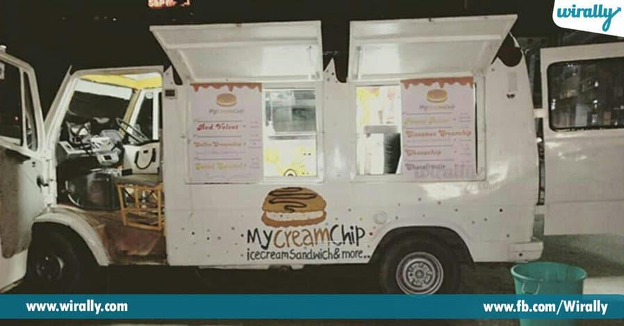 4 Amazing food trucks in the city