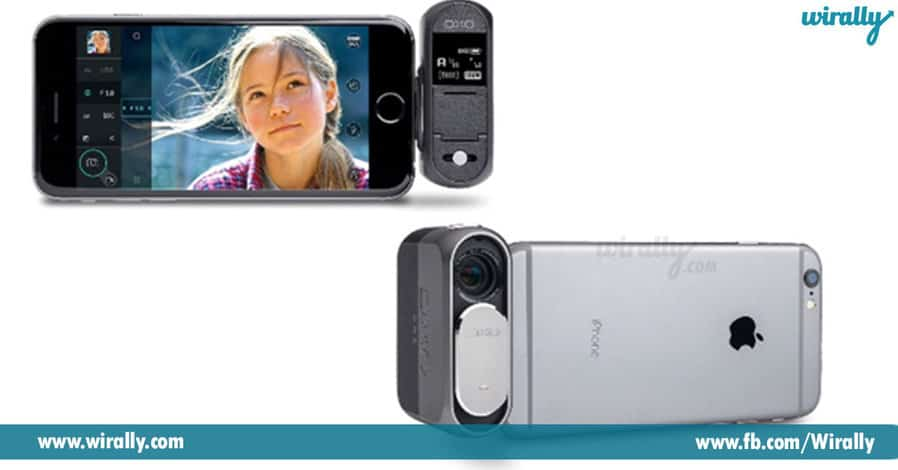 4 DxO's Detachable Smartphone Camera