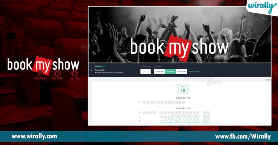 4 Success Story Of Book My Show