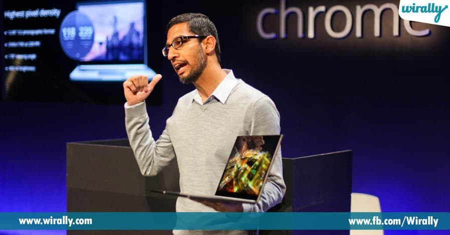 4 Success Story Of Sundar Pichai
