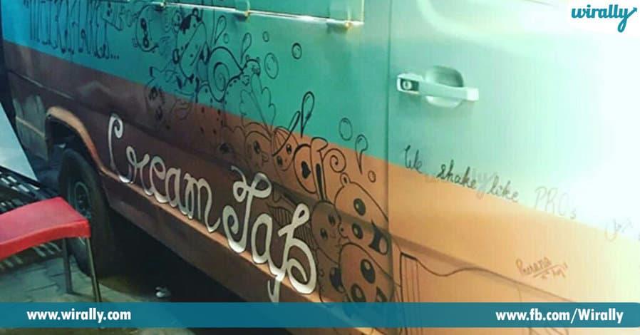 5 Amazing food trucks in the city