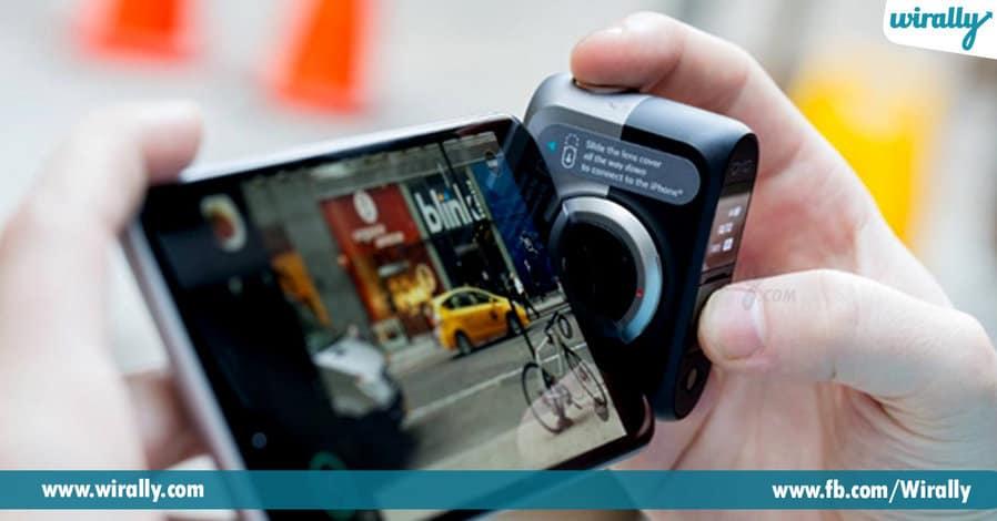 5 DxO's Detachable Smartphone Camera