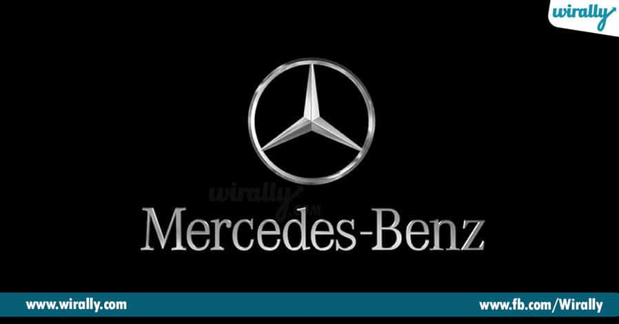 13 hidden meanings of famous logos wirally for Tri star mercedes benz