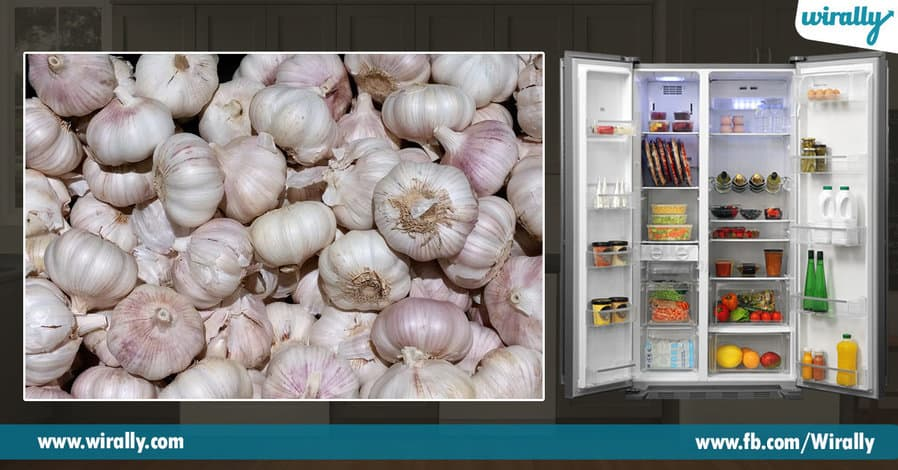 5 Refrigerater lo pettakoodani food items