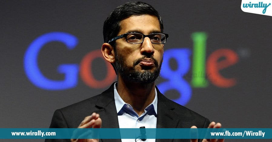 5 Success Story Of Sundar Pichai