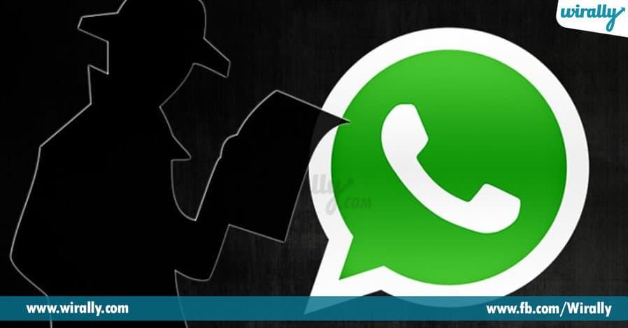 5 - Whats app Spy