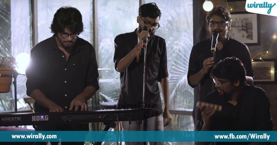 6 - Capricio band